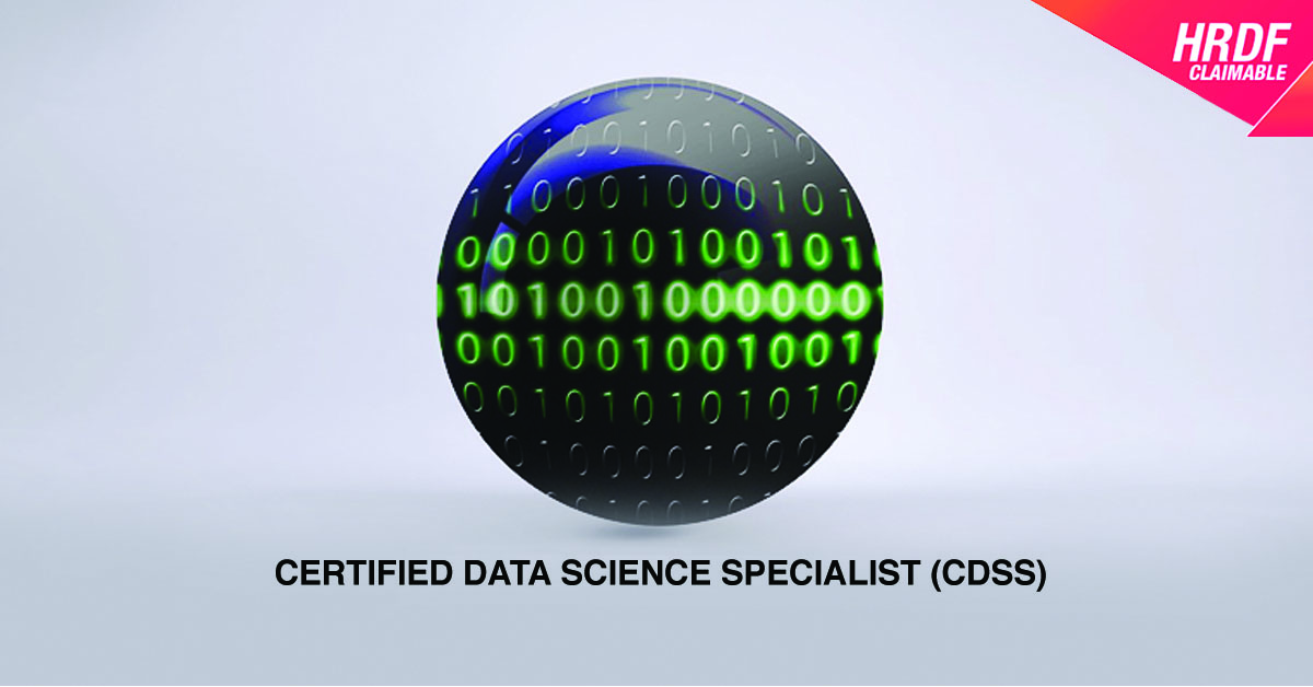 be a certified data science specialist: cdss certification by itrain