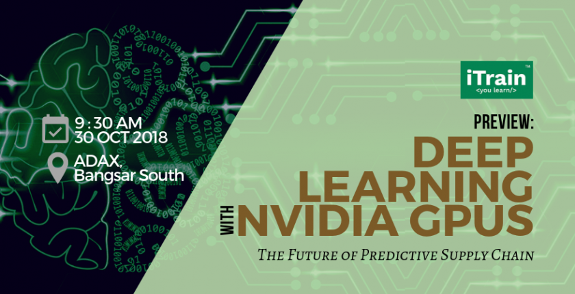 Deep Learning with NVIDIA GPUs