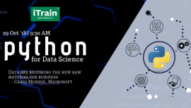 Python for Data Science Talk